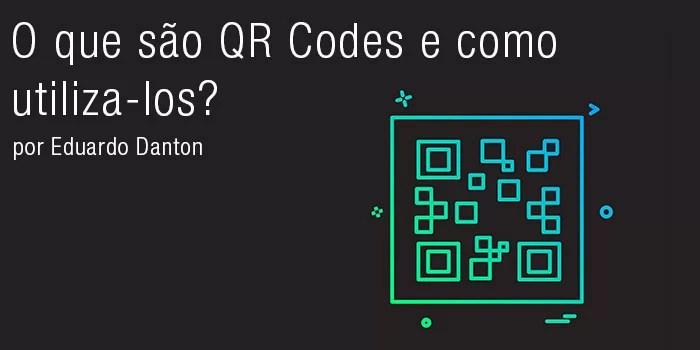 O que são códigos QR / QR Codes