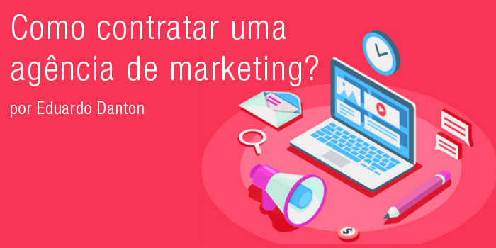 contratar agência de marketing