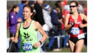 SAC member Sarah Bryony Hawgood made National D3 Cross Country Championships during her first season at St Olaf College.