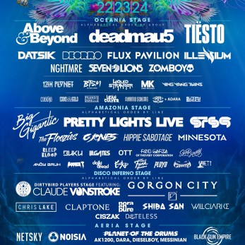 Imagine Music Festival
