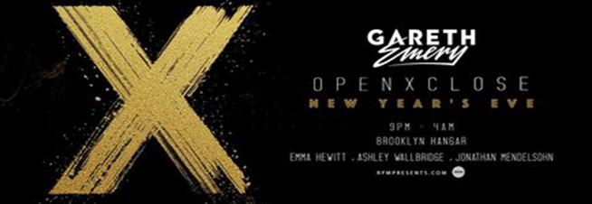 Gareth Emery OpenXClose