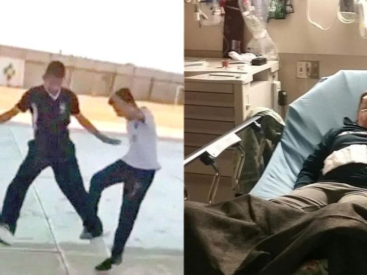 Vuoi rimanere tutta la vita sulla sedia a rotelle? Ecco il gioco che fa per te.