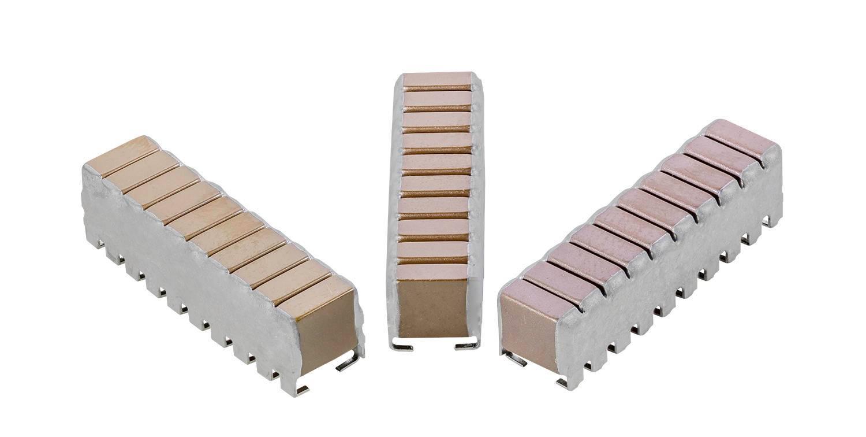 Condensatori ceramici per il filtraggio dell'alimentazione