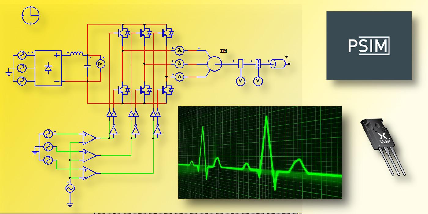 Il simulatore elettronico PSIM
