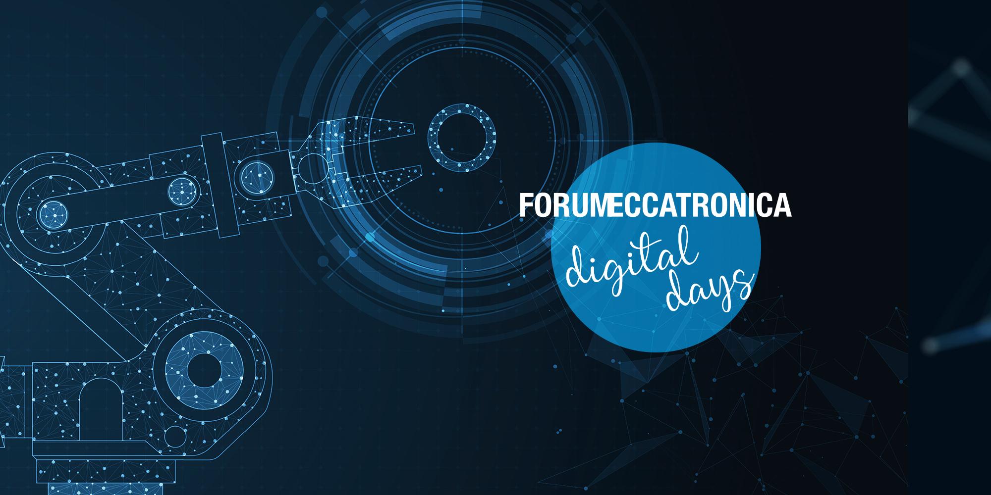 Analog Devices ai Digital Days di Forum Meccatronica