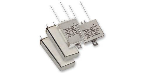 Condensatore elettrolitico in alluminio per sistemi che richiedono un'elevata aspettativa di durata