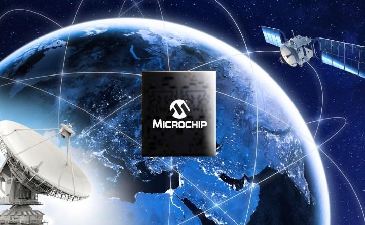 Microchip potenzia la gamma di radiofrequenze (RF) al nitruro di gallio (GaN) con il circuito integrato a microonde monolitico in banda Ka (MMIC) con elevata linearità per i terminali SatCom