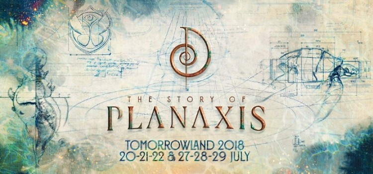 "TOMORROWLAND DROPS TRAILER FOR 2018 FESTIVAL, ""PLANAXIS"" ile ilgili görsel sonucu"