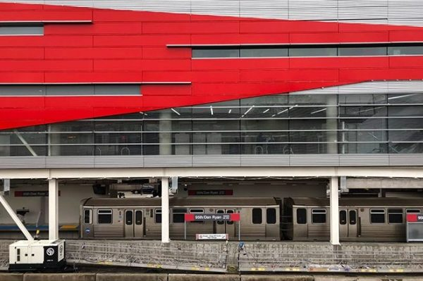Chicago's new transit station will feature on-site DJs ...