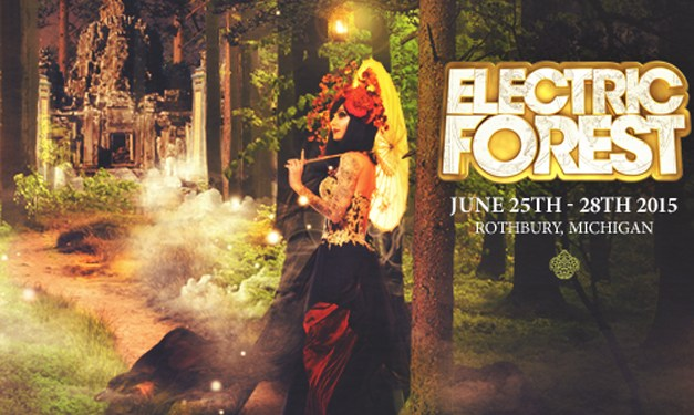 Ticket On Sale Dates Announced for Electric Forest 2015!