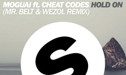 """Mr. Belt & Wezol Remix Moguai's """"Hold On""""!"""