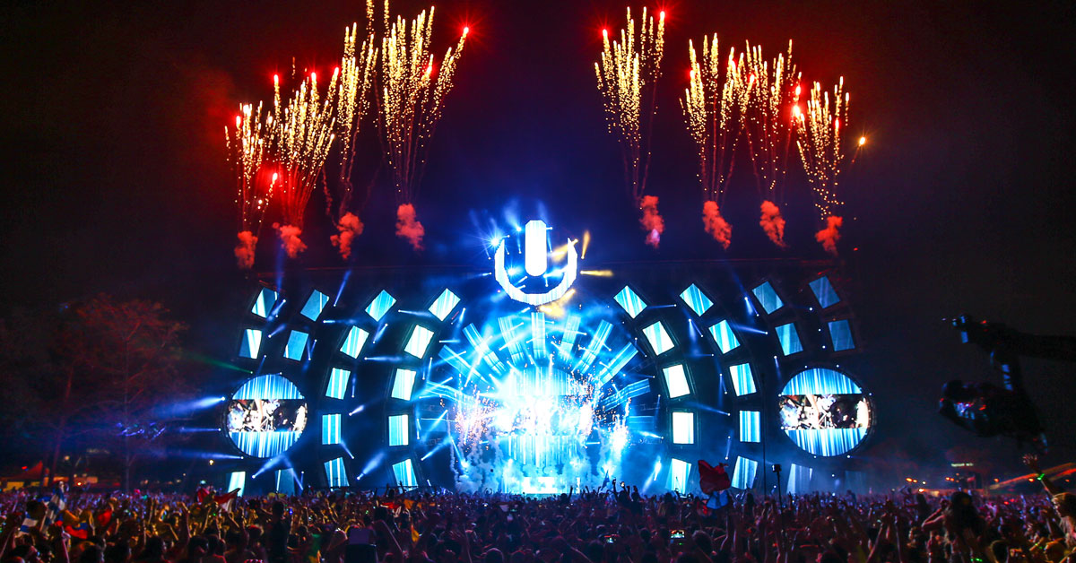 Ultra Music Festival 2017 || The Essentials
