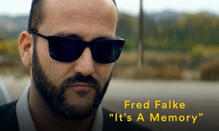 "Fred Falke: ""It's A Memory"" Remix EP Released!"