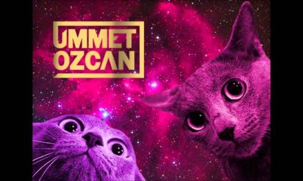 """Spacecats"" By Ummet Ozcan Out Now!"