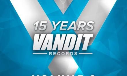 15 Years of VANDIT Records – The Remixes Vol. 2 Released!