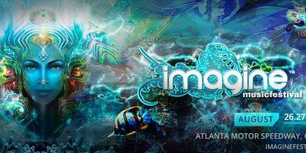 Imagine Music Festival 2016 Presents 'The Imaginarium'