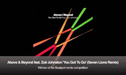 #TBT    You Got To Go (Seven Lions Remix)