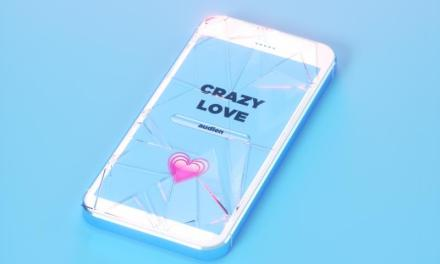 "Fall In Love With Audien's Latest Single ""Crazy Love"""