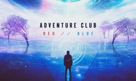 Album Review    Adventure Club – Red // Blue