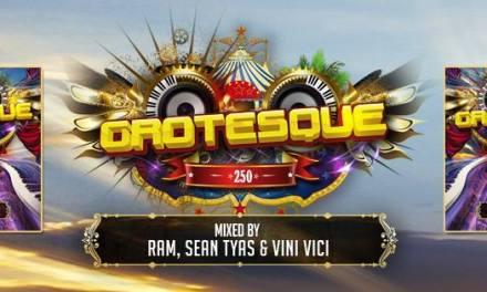 RAM, Sean Tyas, & Vini Vici Present 'Grotesque 250'