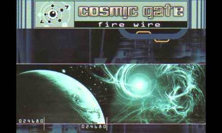#TBT    Cosmic Gate – Fire Wire