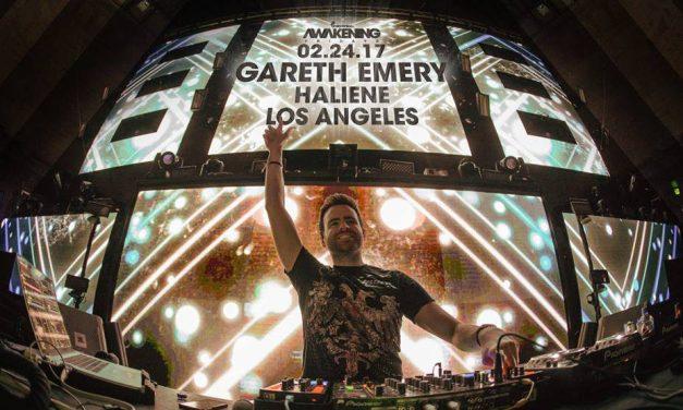Gareth Emery: Saving Light Tour @ Exchange LA || Event Preview