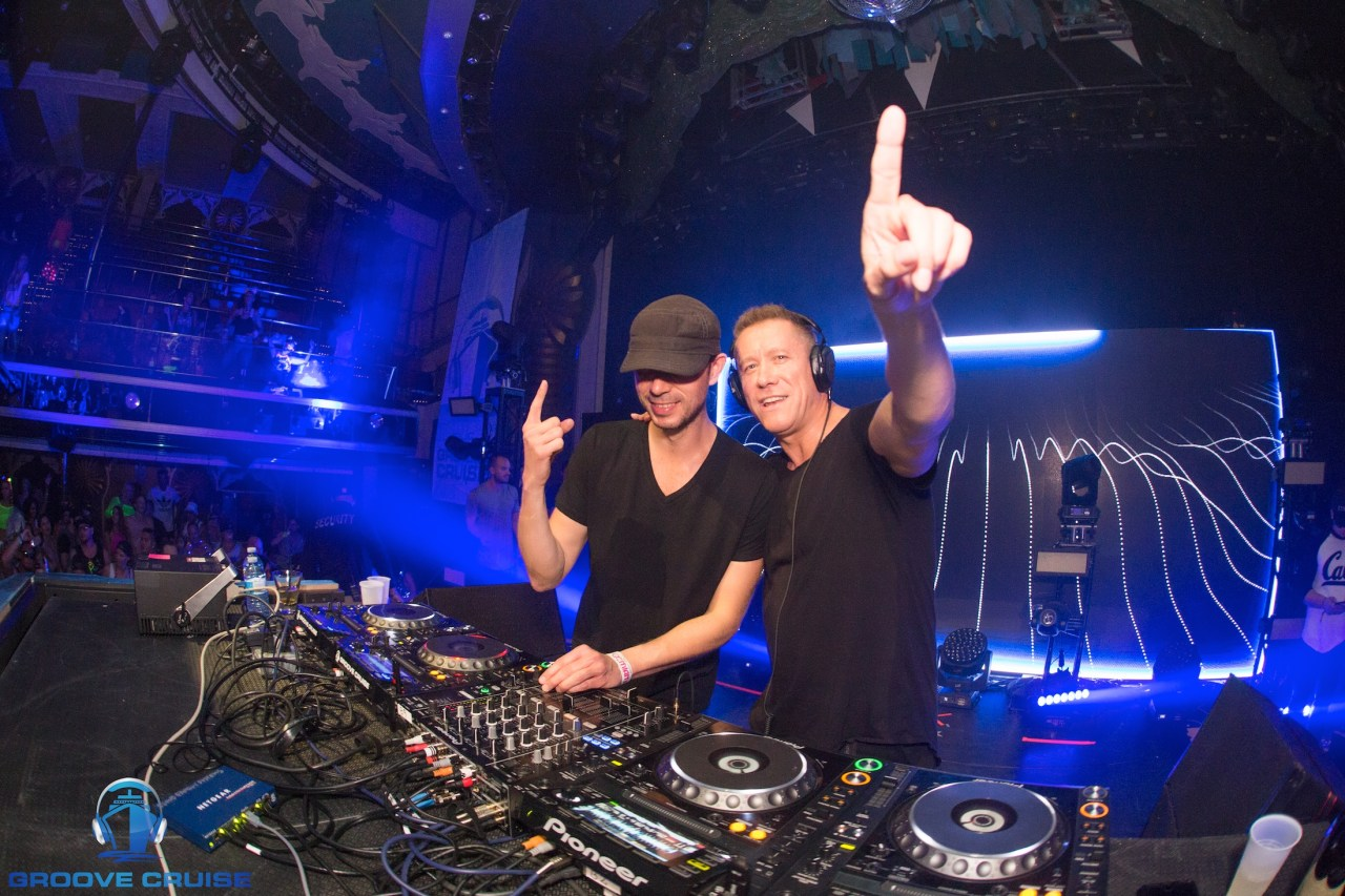 Featured Interview    Cosmic Gate