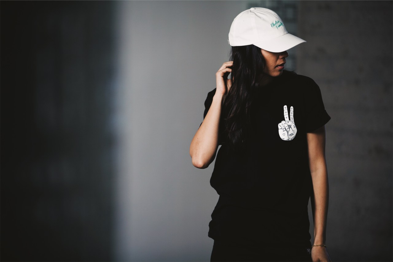 Electric Family Launches Spring Line, 'A Campaign For Peace'!
