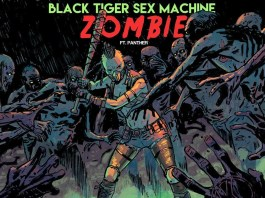 Black Tiger Sex Machine Panther Zombie