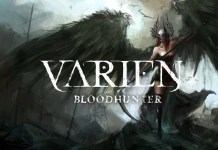 Varien Bloodhunter Wallpaper