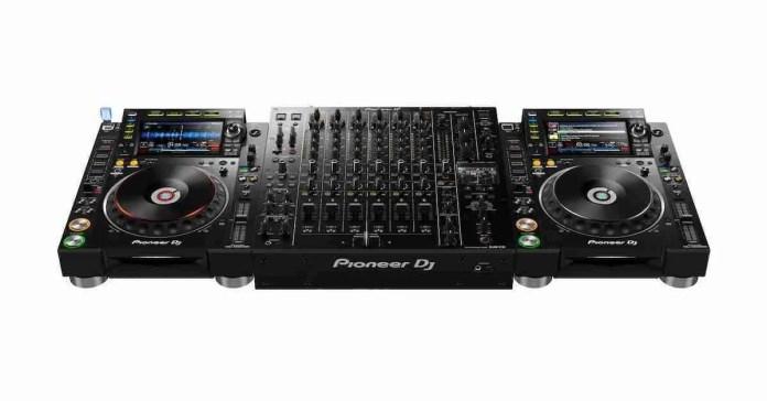 Pioneer DJM-V10 6 channel professional DJ mixer