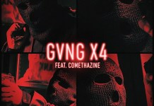 BLVK JVCK GVNG X4 Comethazine Big Beat Records