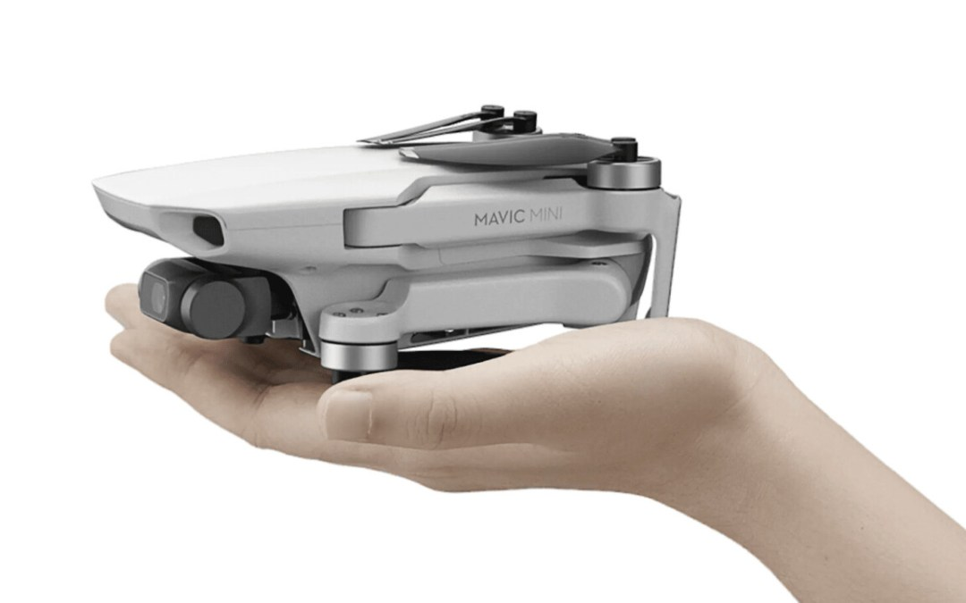 DJI Mavic Mini is Coming, but Hong Kong is Out of Luck