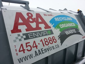 Edmonton Custom Metal Signs