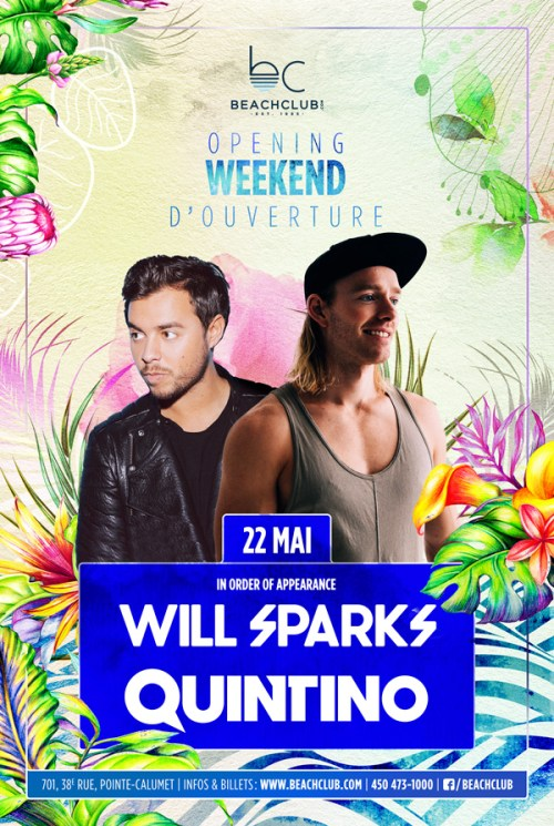 Will Sparks & Quintino