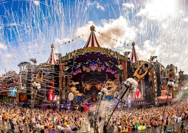 Tomorrowland 2017 (2)