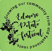 Edmore Potato Festival Logo
