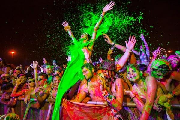 Fest Raiders: Life in Color Miami 2013