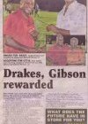 Drakes, Gibson Rewarded - 2012-11-14 Midweek Nation - Page18B