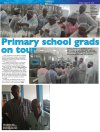 Primary school grads on tour - 2015-08-21 - Barbados Today - Page 12
