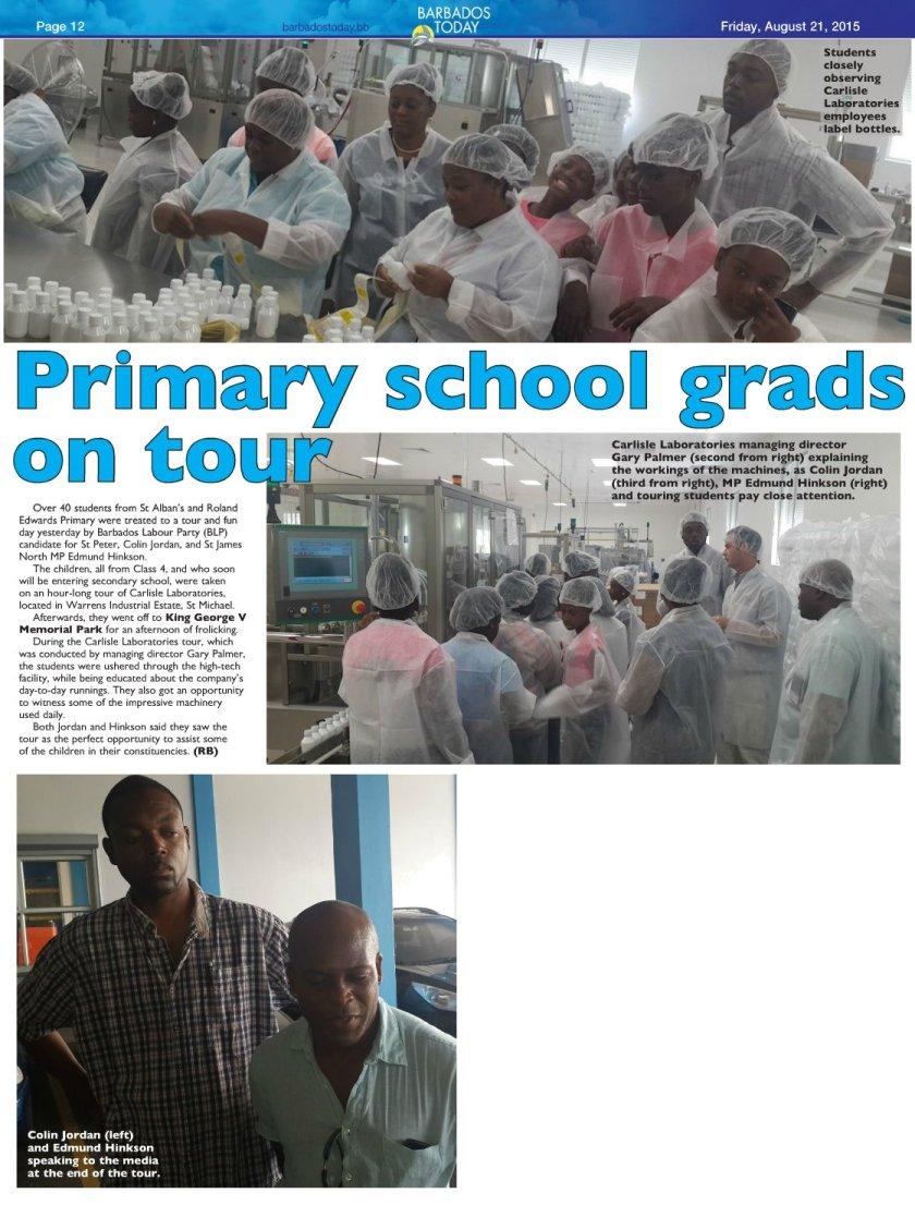 2015-08-21 Barbados Today - Page12