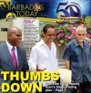 Thrill of victory - 2016-06-30 - Barbados Today - Cover