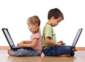 Image result for children in a digital world
