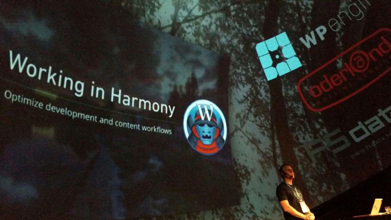Edmund – Working in Harmony 2