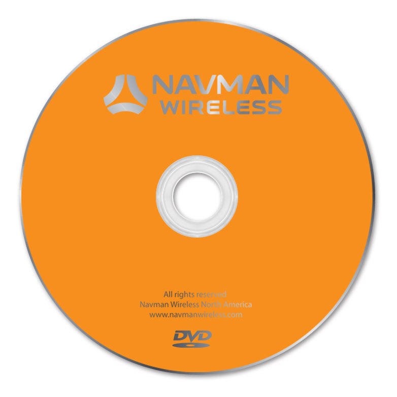 Bulk DVD-R Silk Screen 1 Color