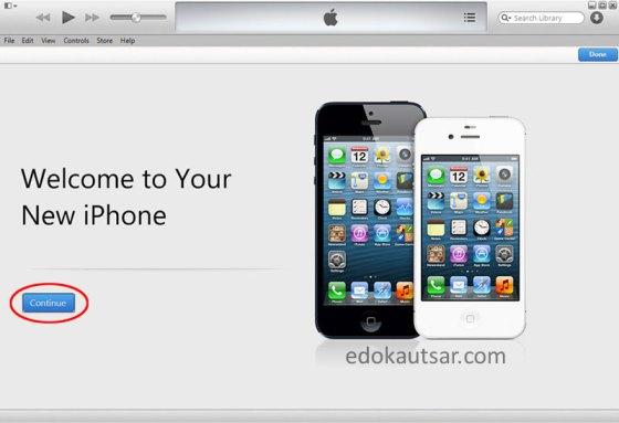 Daftar iTunes gratis