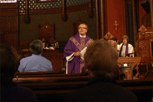 Listen to Ash Wednesday Services from Christ Church Cathedral