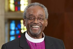 Six months in, Presiding Bishop reflects on church challenges