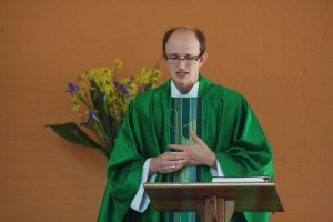 Photographs: The Rev. Watson Lamb- New Chaplain at Chapel of the Holy Spirit
