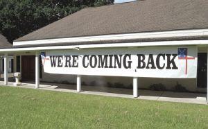 St. Francis Episcopal Church begins reconstruction   livingstonparishnews.com